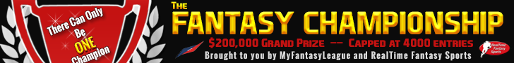Win $200,000 Playing Fantasy Football!