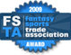Fantasy Football Best Fantasy Draft and Game Assistance Tool Award